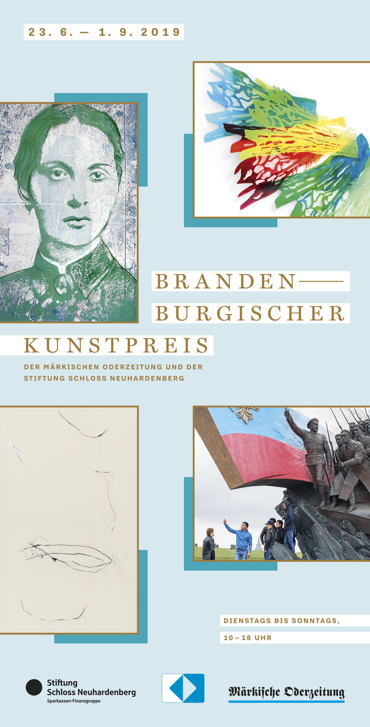 Brandenburgischer Kunstpreis 2019