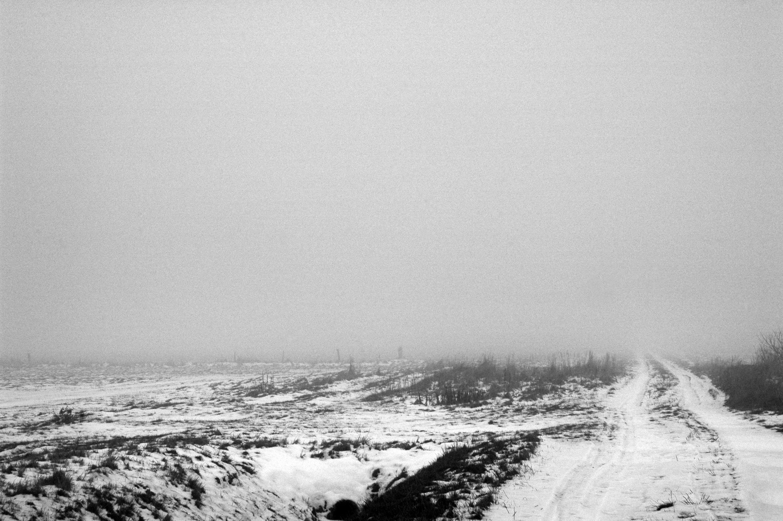 Über Land #10, 30×45 cm, 2009