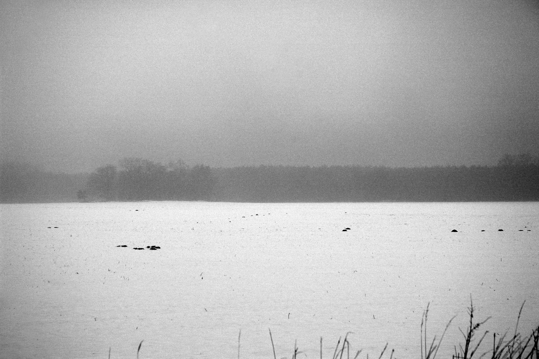 Über Land #2, 30×45 cm, 2009