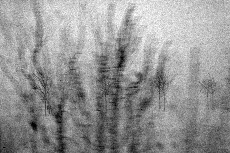 Über Land #5, 30×45 cm, 2009